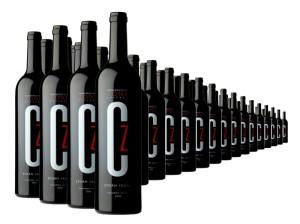 convergence zone cellars bottle line