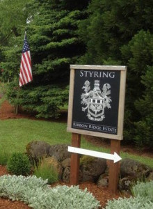 Styring Vineyards Memorial Day photo
