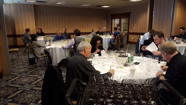 The 2016 British Columbia Best of Varietal Wine Awards were staged April 7 at Penticton Trade and Convention Center.