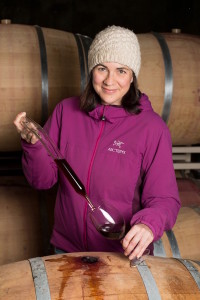 Melissa Sanborn, a native of Spokane, Wash., and graduate of Washington State University, began working in 2009 to establish a Lewis-Clark Valley American Viticultural Area.