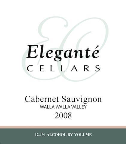 2008 Cabernet Sauvignon_Front