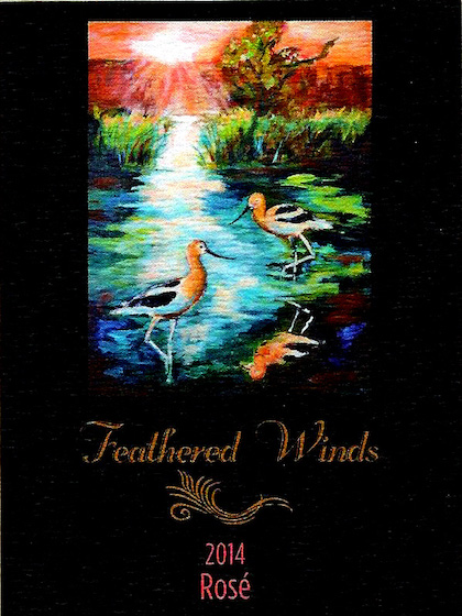 feathered-winds-rose-2014-label