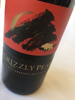 grizzly peak cab