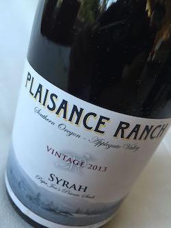 plaisance syrah