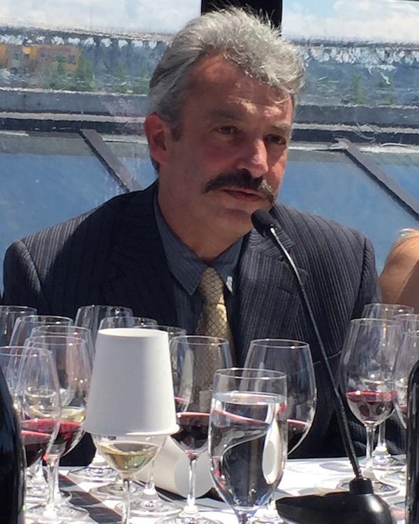 Walla Walla Valley winemaker Serge Laville won a pair of double gold medals for Spring Valley Vineyards at the 2016 American Fine Wine Competition in Fort Lauderdale, Fla.
