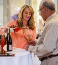 USA, Washington, Woodinville. Woodinville Reserve -A White and Rosé Affair