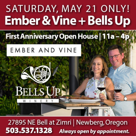 Ember and Vine at Bells Up Winery