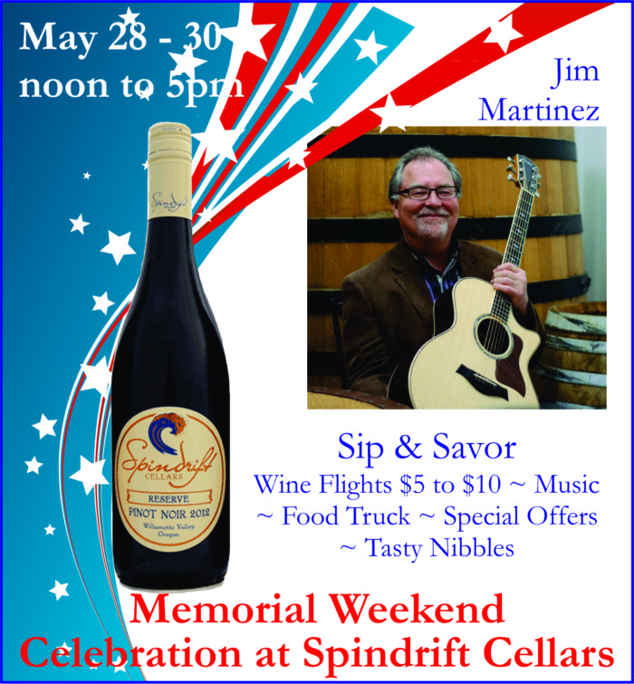 Memorial Weekend Flyer