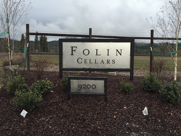 The Folin family established their winery in 2005 and built their tasting room in Southern Oregon's Sam's Valley four years later.