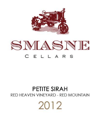smasne-cellars-red-heaven-vineyard-petite-sirah-2012-label