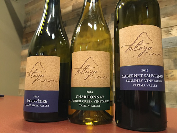 Telaya Wine Co., continues to release award-winning wines from top Idaho vineyards as well as some of Washington state's famous.