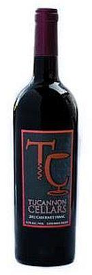 tucannon cellars cabernet franc 2012 bottle - Tucannon Cellars 2013 Cabernet Franc, Columbia Valley, $35