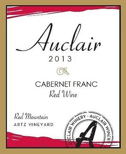 auclair-winery-artz-vineyard-cabernet-franc-2013-label