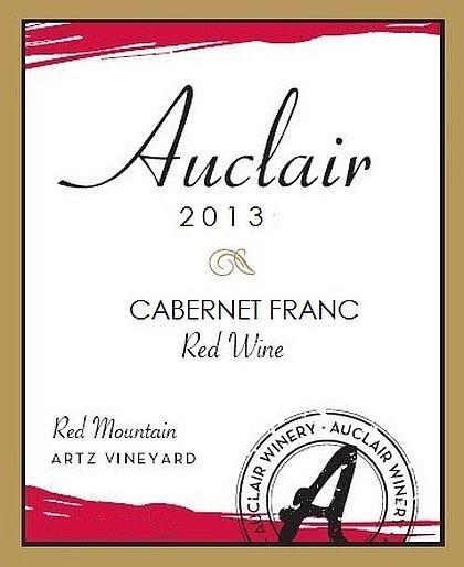 auclair-winery-artz-vineyard-cabernet-franc-2013-label