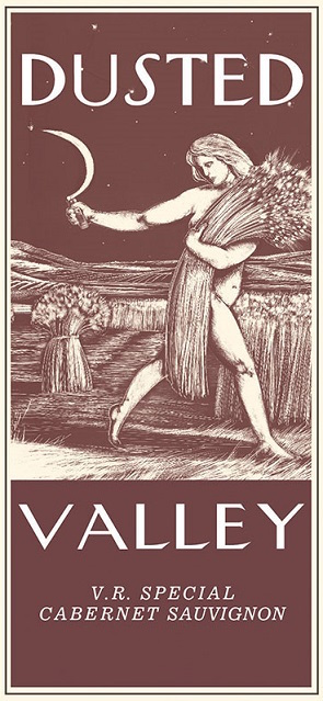 Dusted Valley Vintners V.R. Special Cabernet Sauvignon NV label