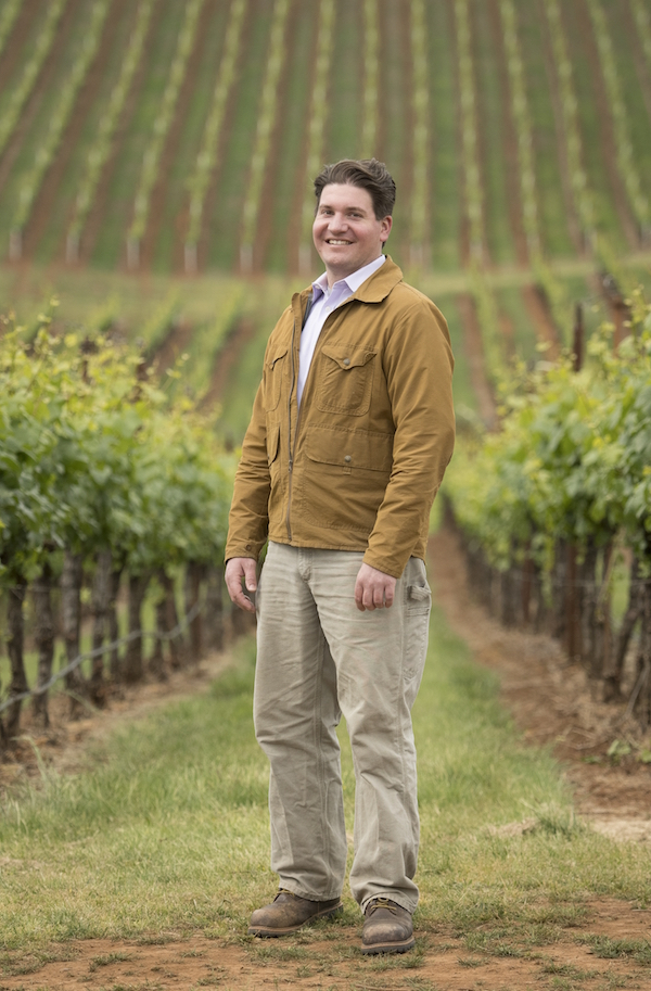 Duck Pond Cellars in Dundee, Ore. has hired Trevor Chlanda from California's Napa Valley to take over as head winemaker.