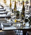 USA, Washington, Red Mountain. Winemaker dinners.