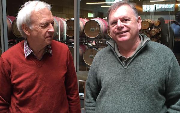 Tom Alberg and Mike Januik
