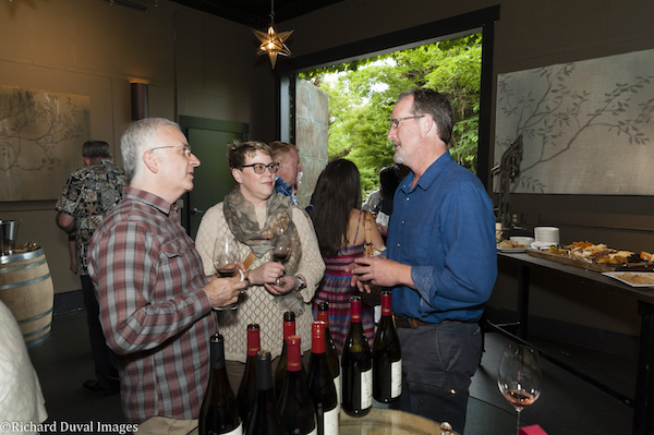 JM Cellars, owned/operated by John Bigelow, is one of the oldest wineries in Woodinville.