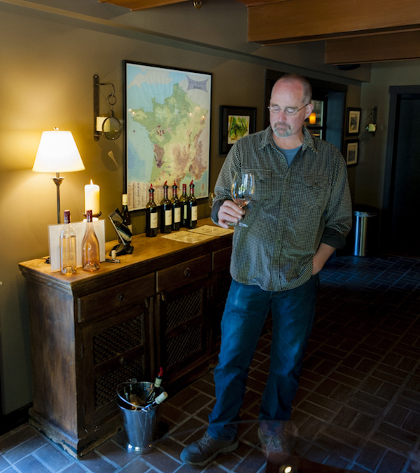 John Bigelow began making wine in 1998 in the basement of his home in the Seattle neighborhood of Laurelhurst.