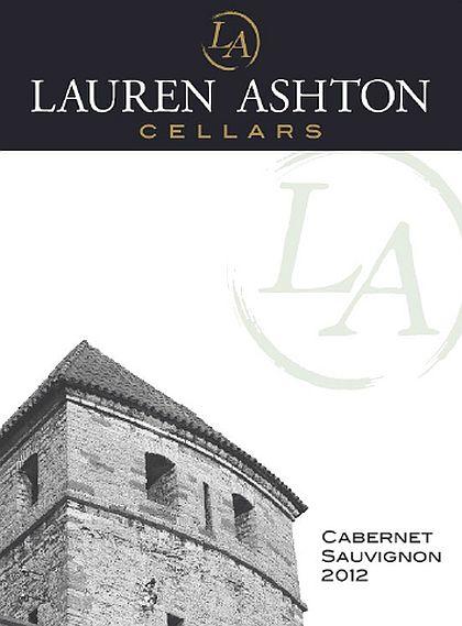 lauren-ashton-cellars-cabernet-sauvignon-2012-label