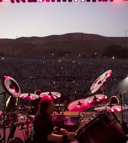 The rock group Styx is among the headliners to have performed at Maryhill Winery's amphitheater.