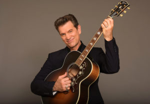 Chris Isaak will perform Saturday, Sept. 3 at Maryhill Winery near Goldendale, Wash. Tickets range from $40 to $91. (Photo courtesy of Maryhill Winery)