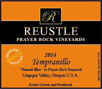 reustle-prayer-rock-vineyards-timnah-bloc-tempranillo-2014-label