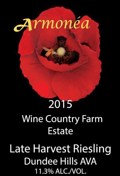 armonéa-wine-country-farm-late-harvest-riesling-2015-label