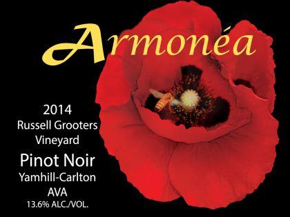 armonéa-wine-russell-grooters-vineyard-pinot-noir-2014-label