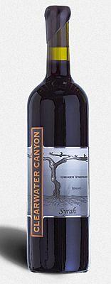 clearwater-canyon-cellars-umiker-vineyard-syrah-2014-bottle