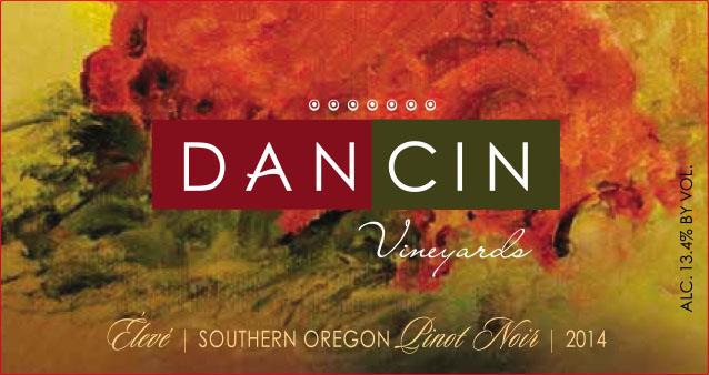 Dancin Vineyards 2014 Eleve Pinot Noir