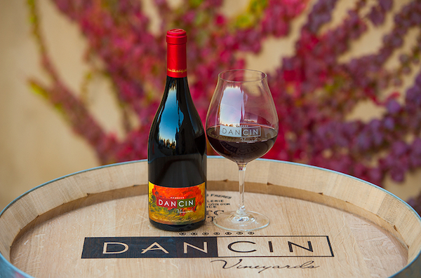 DANCIN Vineyards Pinot Noir from the 2014 vintage has won double gold medals from two major West Coast wine competitions in 2016.