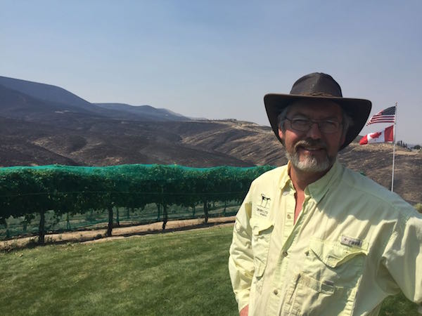 Gordon Taylor, DavenLore Winery