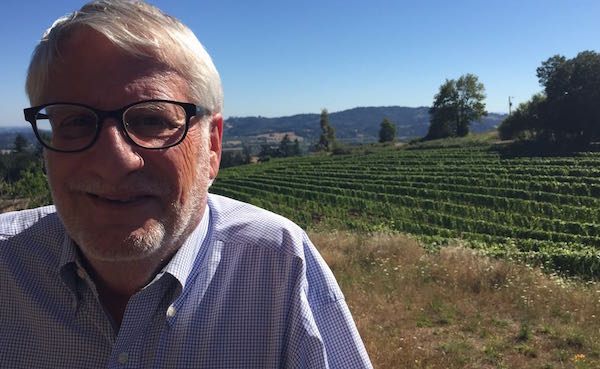 David Adelsheim of Adelsheim vineyards