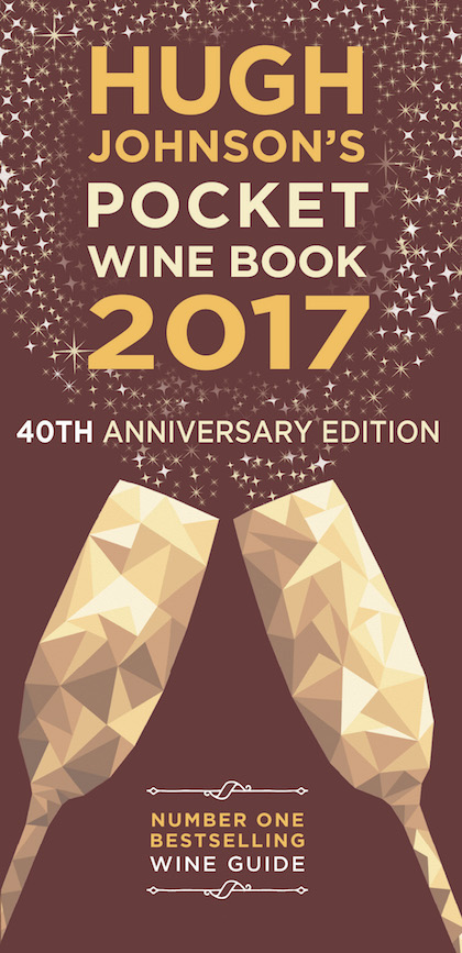 Hugh Johnson's Pocket Wine Book for 2017 will be published Sept. 6. It will be Johnson's 40th year of publishing the wine book (Photo courtesy of Liz Hermann/Octopus Publishing)