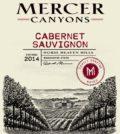 mercer-canyons-cabernet-sauvignon-2014-label