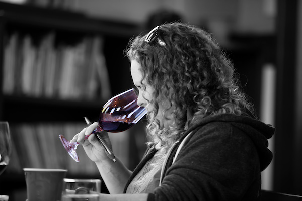 Mollie Battenhouse, national director of wine education for Jackson Family Wines, was one of three Masters of Wine to serve on the judging panel for the 2016 Oregon Wine Competition in Jacksonville.