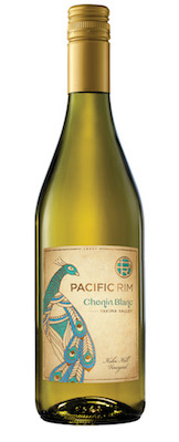 Pacific Rim Winemakers Hahn Hill Vineyard Chenin Blanc bottle