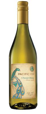 Pacific Rim Winemakers Hahn Hill Vineyard Chenin Blanc bottle