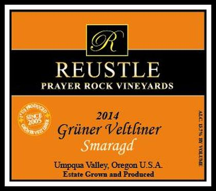 Stephen Reustle now makes four different styles of Grüner Veltliner.