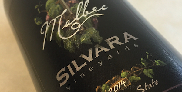 Silvara Vineyards Leavenworth, Washington.