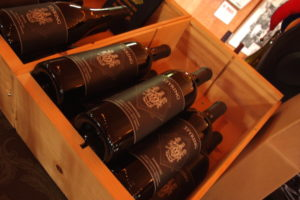 Styring Vineyards in Newberg, Ore., produced its 2010 Shameless Cabernet Sauvignon from the Columbia Valley.
