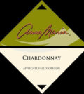 Valley View Winery Chardonnay label
