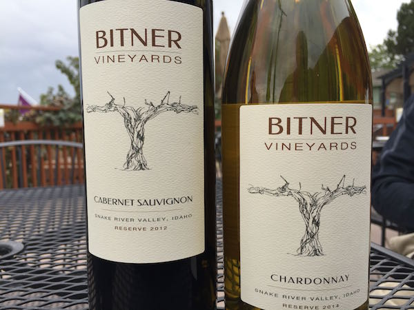 Ron Bitner, Bitner Vineyards