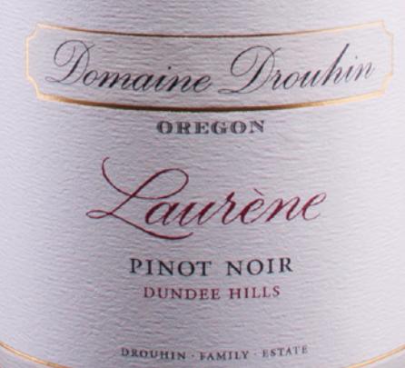 domaine-drouhin-oregon-laurene-pinot-noir-2012-label - Great