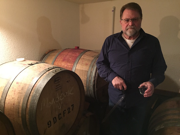 Joe Ginet, owner/winemaker of Plaisance Ranch in Southern Oregon's Applegate Valley, has been a trailblazer in the United States with Mondeuse, an obscure red Rhône variety native to the Savoie region in eastern France.