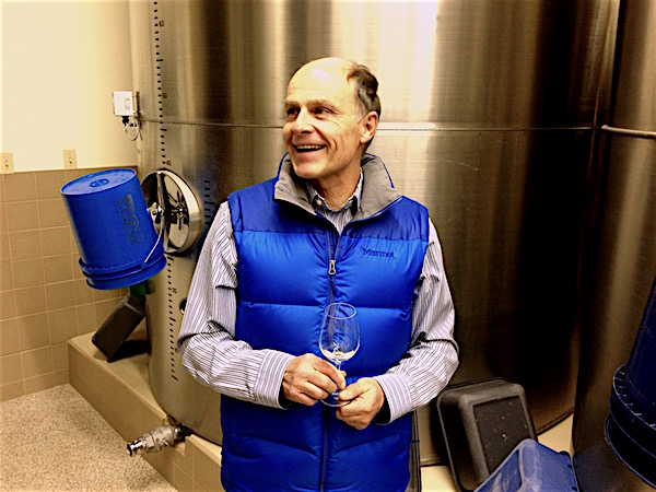 Walter Gehringer, one of the Pacific Northwest's top winemakers, will be among the 58 wineries from British Columbia to be featured at the 2017 Vancouver International Wine Festival in February.