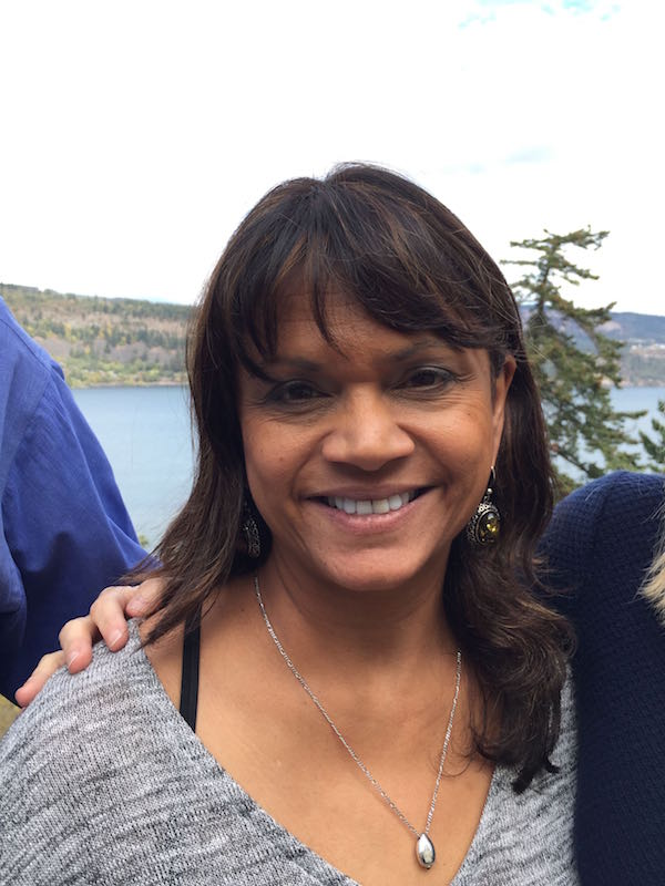 Audrey Surrao is co-owner/wine buyer of RauDZ Regional Table in Kelowna, British Columbia. (Photo by Andy Perdue/Great Northwest Wine)