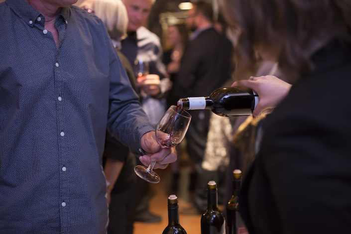 The Okanagan Wine Festivals Society uses the British Columbia Wine Awards as the kickoff for the Okanagan Fall Wine Festival.